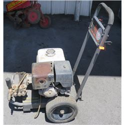 Honda GX340 11.0 Heavy Duty Mobile 3000 PSI Cold Water Pressure Washer