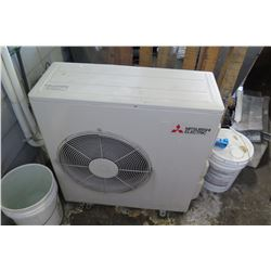 Mitsubishi Electric Split System AC Unit,  Includes Head.