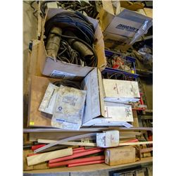 PALLET OF ASSORTED AUTOMOTIVE ELECTRICAL