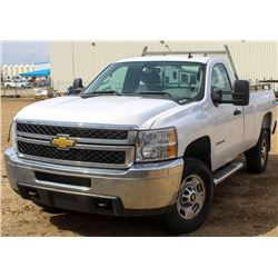 FEATURED ITEM: 2011 CHEVROLET 2500 LONG BOX