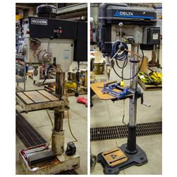 FEATURED ITEMS: INDUSTRIAL DRILL PRESSES