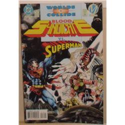 DC Comics Blood Syndicate vs Superman #16 July 1994 - bande dessinée
