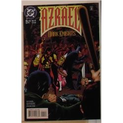 DC Comics Azrael Dark Knights #11 December 1995 - bande dessinée