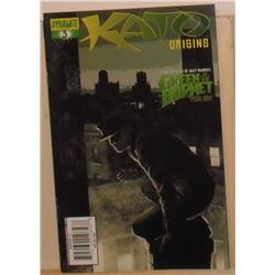 Printed in CANADA Dynamite Entertainment Kato Origins Volume 1 #3 2010 - bande dessinée