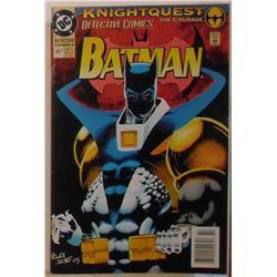 DC Comics Batman Knightquest The Crusade #667 October 1995 - bande dessinée