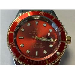 """Gents NEW Rolex Submariner """"Daytona 1992"""" wrist watch, sold without certification documents as is"""