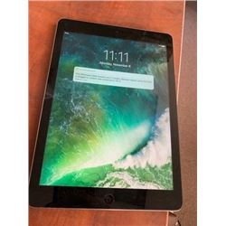 Apple IpadAir 16gb, Model A1474 sold as is, locked & no accessories