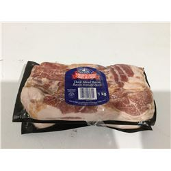 Carver's Choice Thick Sliced Bacon (1kg) Lot of 2