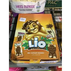 Case of Lio Milk Chocolate