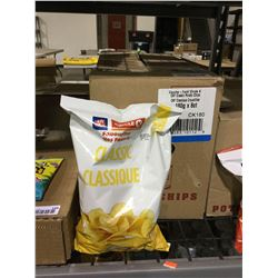 Case of Circle K Classic Chips (8 x 180g)