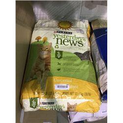 Purina Yesterday's News Cat Litter (13.6kg)