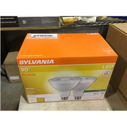 Sylvania LED Flood Light 2-Pack