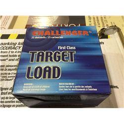 Target Load 25 12 Gauge 70mm Shotshells