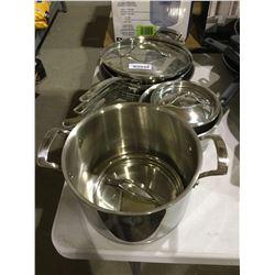 Kirkland 6-Piece Cookware Set