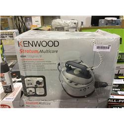 Kenwood Stratum MulticareRechargeable Steam Station