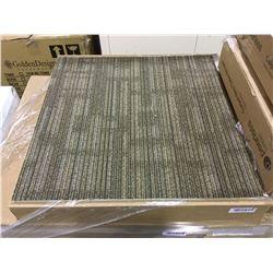 """Carpet Tile - Style:42D64 TRANSPAR17EL24G - Color: 62755 POTTERY - (24"""" x 24"""") 5.33 Sq Yd. - (12/Box"""