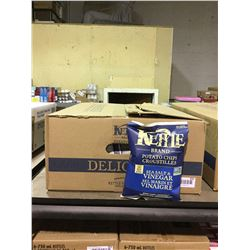 Case of Kettle Brand Sea Salt and Vinegar Chips (24 x 45g)