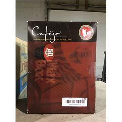 Case of CafejoSingle Serve Cups - Chai Tea Black Tea