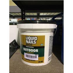 Liquid Nails Adhesive Outdoor Carpet (3.78L)