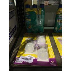 Coppertone Contiguous Spray 60 SPF 3-Pack andAlba Botanica Kids SunscreenLotion Lotof 2