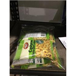 Bag of Dan D Pak Sea Salt Cashews