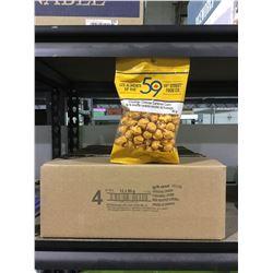 Case of 59th Street Cheddar Cheese Caramel Popcorn (12 x 80g)