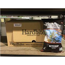 Case of Hardbite Ketchup Chips
