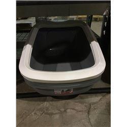 Aseo Jumbo Extra Large Litter Tray (67.5cm x 48.5 cm x 28cm) Lot of 2