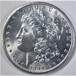 1899-O MORGAN DOLLAR GEM BU