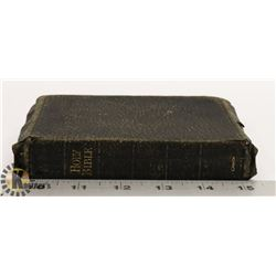 ANTIQUE 1920'S BIBLE MUSSON BOOKS