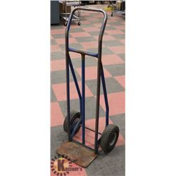 TWO WHEEL AIR TIRE DOLLY