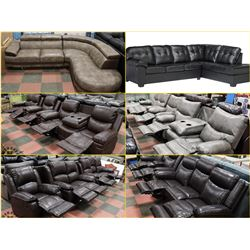 FEATURED SOFA SETS AND SECTIONALS