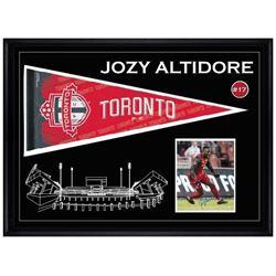 Jose Altidore - Signed (71-724)