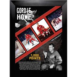Gordie Howe - 1000 points (64-464)