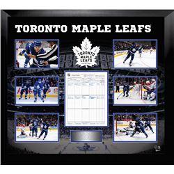 Toronto Maple Leaf Home Opener (73-974)