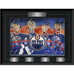 Edmonton Oilers Formidable Four (73-941)
