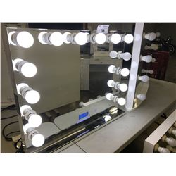 FONTAINEBLEAU VANITY MIRROR WITH TOUCH CONTROLS, 14 DIMMABLE