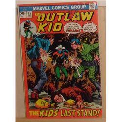 Marvel Outlaw Kid Volume 1 #25 December 1974 - bande dessinée