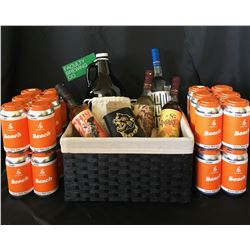 Brews of Vancouver Tasting Package - 4 bottles of Sons of Vancouver Spirits: