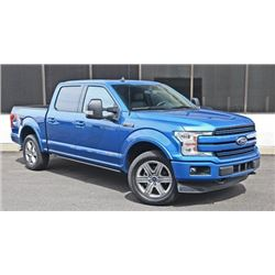 Key West Ford, 2 month lease on an F150 Lariat Loaded Crew Cab 4WD, Value: $7,728