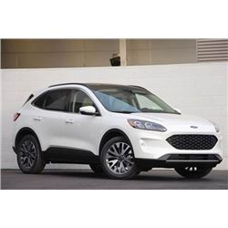 Key West Ford, 2 month lease on a Ford Escape Titanium, Value: $3,908