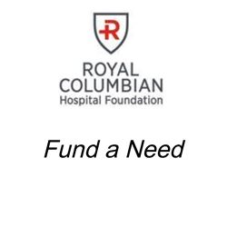 Fund a Need: GlideScope, Cost = $12,000, As one of BC's primary COVID-19 sites, Royal Columbian