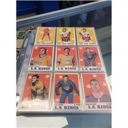 OH-PEE-CHEE 1970-71 HOCKEY CARDS (INCOMPLETE)
