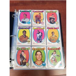OH-PEE-CHEE 1971-72 HOCKEY CARDS (INCOMPLETE)