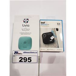 LIVIA MENSTRUAL PAIN RELIEF & LEEF IBRIDGE AIR 64GB WIRELESS MOBILE FLASH DRIVE
