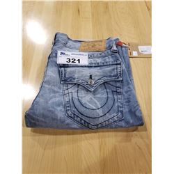 BRAND NEW WITH TAGS TRUE RELIGION JEAN SHORTS SIZE 34