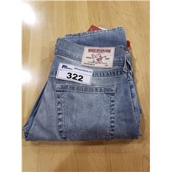 BRAND NEW WITH TAGS TRUE RELIGION MOTO JEANS SIZE 34