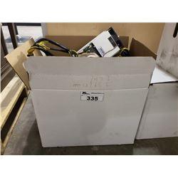 BOX OF 3 S9 & 1 L3+ BITMINING ITEMS