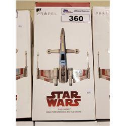 STARWARS T-65 X-WING HIGH PERFORMANCE BATTLE DRONE