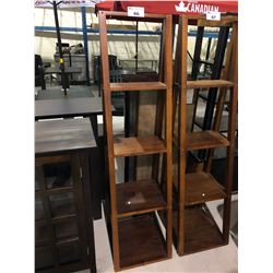SHELVING UNIT (67.5 X 18 X 18')